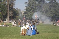 Civil War Reenactment Kearney Park Fresno  2012-10-27  9