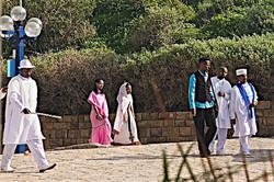 Ethiopian Israeli Wedding, Jaffa 3