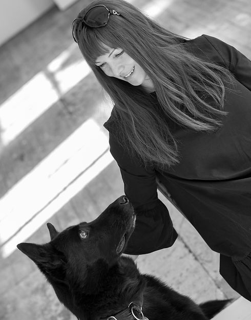 Gründerin von Narcisa Mode, vegan Fashion