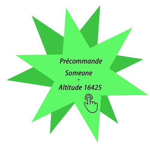 Combo Someone + Altitude 16425