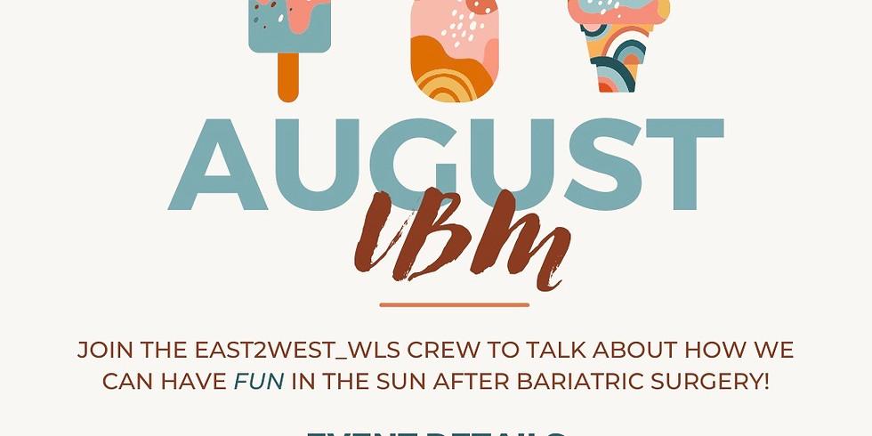 August VBM: Summer FUN!