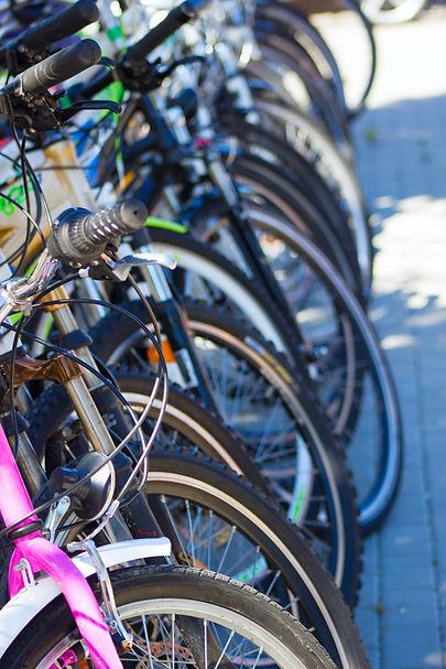 Bicicletas en venta