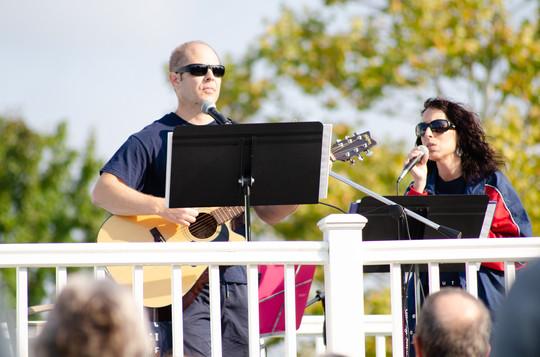 Outdoor Service - Worship