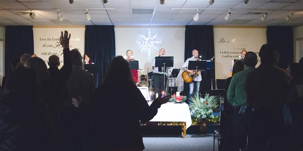 Sunday Service Live Stream