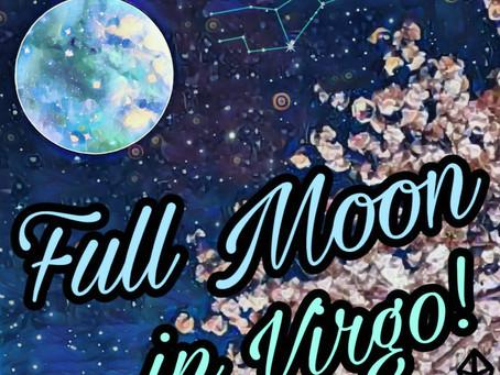 FULL MOON - FEBRUARY '19