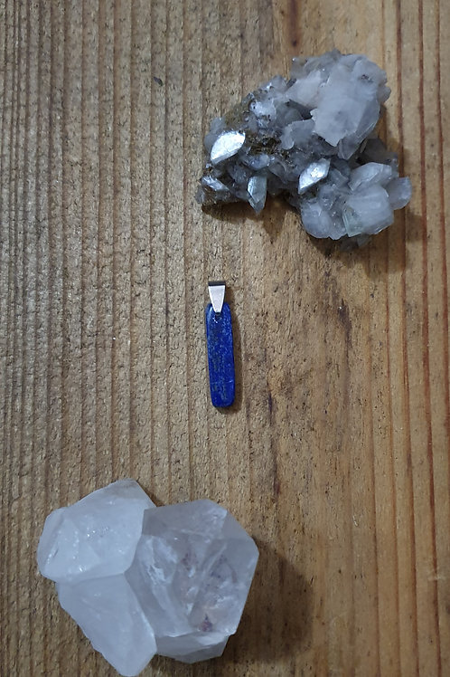 Lapis Lazuli Pendant I