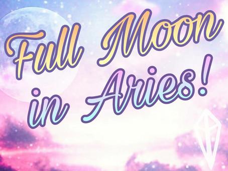 FULL MOON - OCT '19