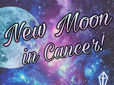NEW MOON - JULY 2020