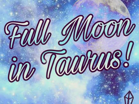 FULL MOON - NOV '19