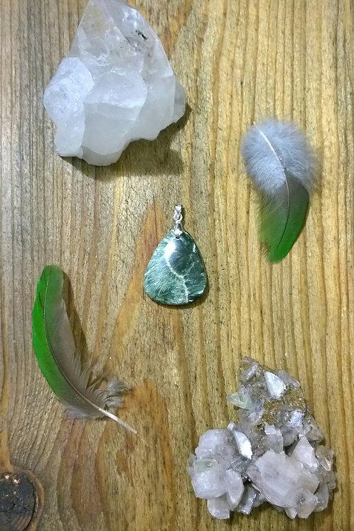 Seraphinite Necklace I