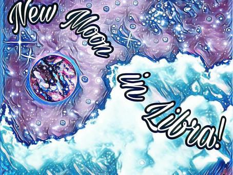 NEW MOON ◇ OCT 2020