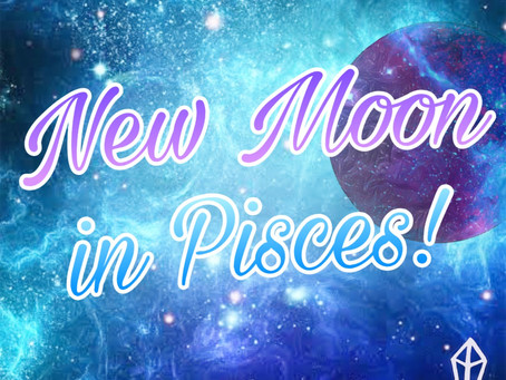NEW MOON ◇ MARCH 2021