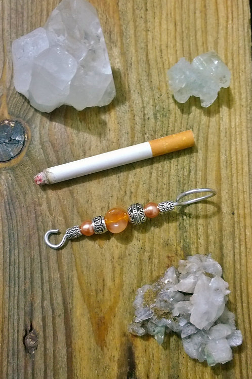Cigarette Holder IX -Carnelian