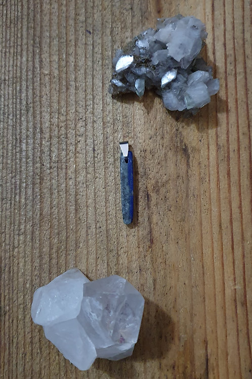 Lapis Lazuli Pendant II