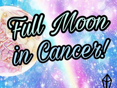 FULL MOON - DECEMBER '18