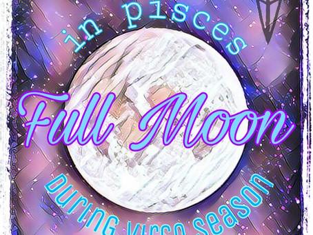 FULL MOON - AUGUST '18