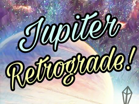 JUPITER RETROGRADE - APRIL '19