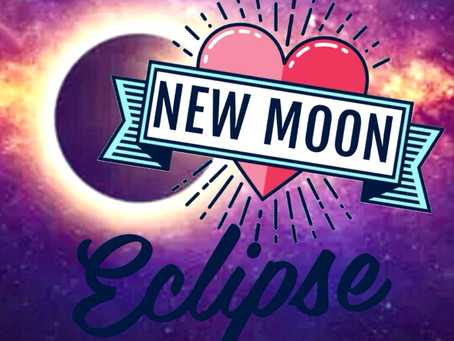 NEW MOON ECLIPSE - AUGUST '18