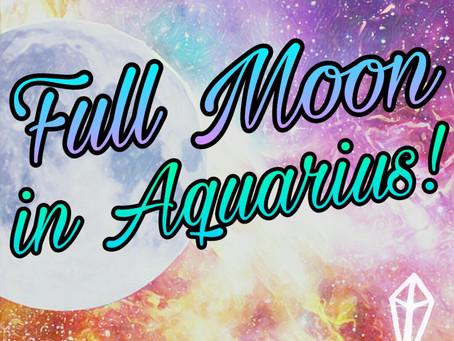 FULL MOON - AUG '19