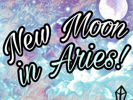 NEW MOON - APRIL '19
