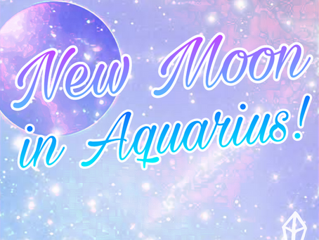 NEW MOON - JAN '20
