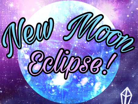 NEW MOON ECLIPSE - JULY '19