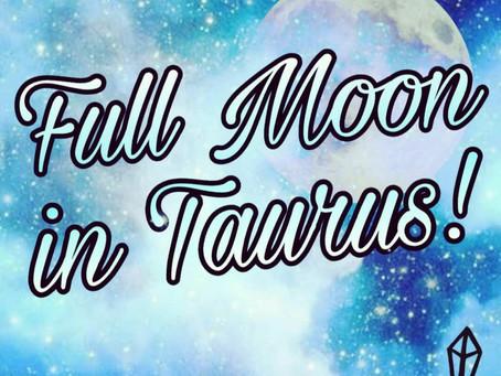 FULL MOON ◇ NOVEMBER 2020