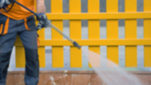 commercial pressure washing services