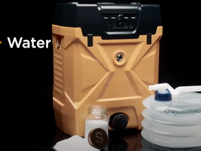 WiGL's Saltwater Generator