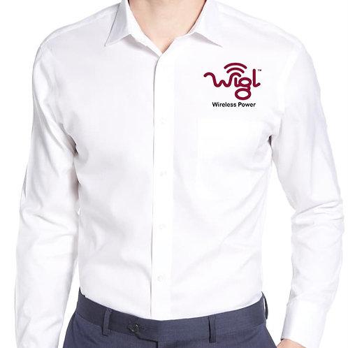 WiGL Button Down Dress Shirt