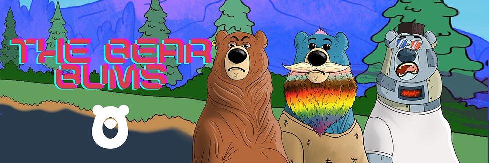 The Bear Bums NFT Collectible Opensea NFT 3.jpg