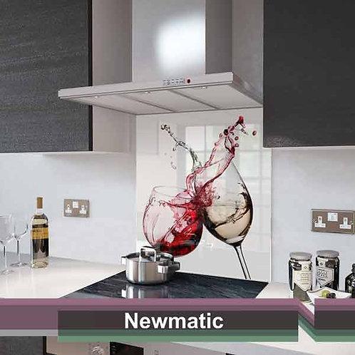 Red & White Wine Splashback