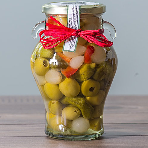 Pickled Spicy Cocktail