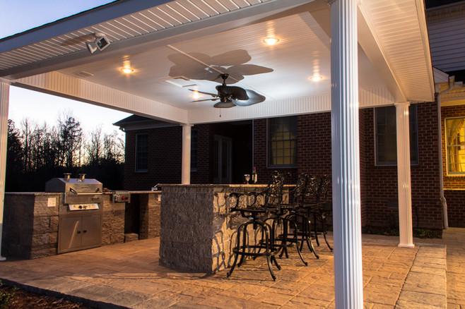 Outdoor Kitchen Mecklenburg County VA - Outdoor Kitchen Vance County NC