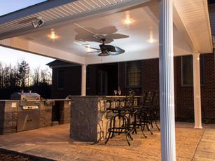 Outdoor Kitchens Halifax County VA