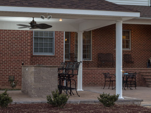 Outdoor Kitchens Caswell County NC - Outdoor Kitchen Granville County NC - Outdoor Kitchen Person, Vance County NC