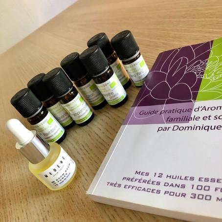 Les huiles essentielles à avoir à la maison