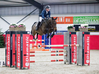 Iron Man (I'm Special de Muze x Wolfgang) showing his skills with Tim Breeschoten