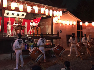 久が原東部八幡神社 例大祭