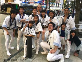 2018蒲田行進曲フェスタ絆