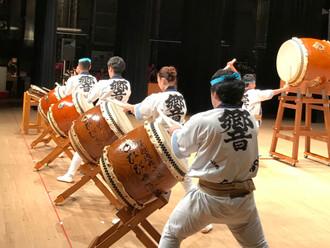 江戸川の太鼓