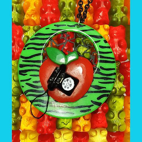 Collier Miniatures Téléphone