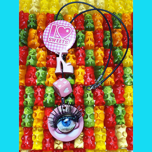 Collier I Love Sweets