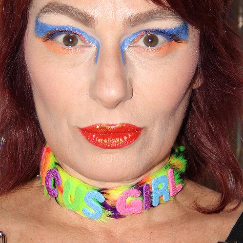 Choker Circus Girl Peluche