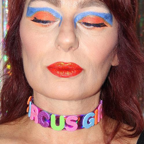 Choker Circus Girl Vinyl