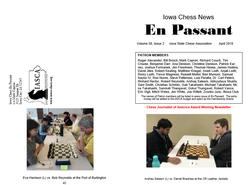 En Passant April 2018