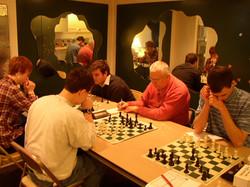 Chess meets history: Ron Nurmi