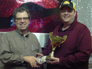Keating Tops Three Masters to Claim 2016 Des Moines Fall Classic