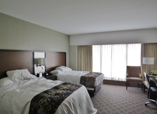 Update on Hotels for Iowa Open