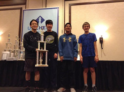 NW Jr. High takes 8th in Nationals